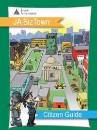 JA BizTown curriculum cover